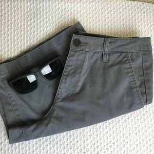 Blue Crown Chino Shorts